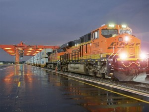 North America's railroads post strong performances in 2018