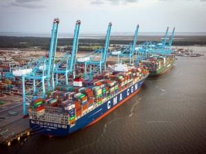 Port of Virginia boosting efficiencies while handling burgeoning volumes