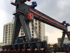 """""""Hanjiang Heavy Industry's project cargo important to China's high-speed rail"""""""