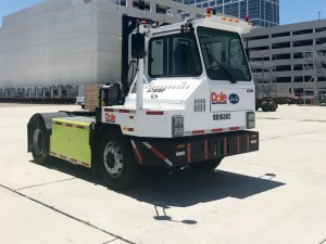 Electric vehicles charging ahead at Port of San Diego