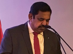Tamil Nadu Chief Minister with high-powered delegation in US to court companies for business and investments