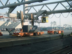 Port of Eemshaven shows the profit in going green