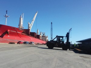Port Milwaukee rehabilitating infrastructure to better serve customers