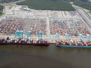 Top 100 Containerports A to Z