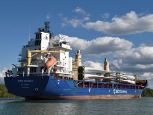 Project cargoes surge on Seaway