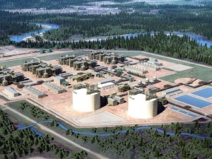 Massive LNG Canada project generating breakbulk loads