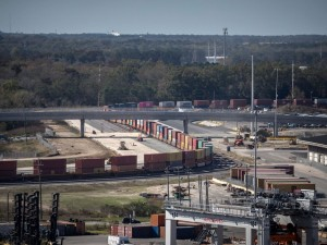 Savannah's new rail facility providing mega-boost to intermodal capabilities