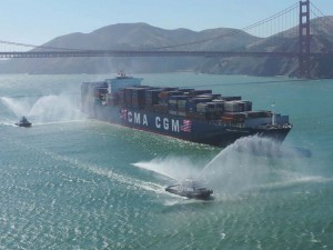 Top containership carriers are bigger, leaner and more efficient