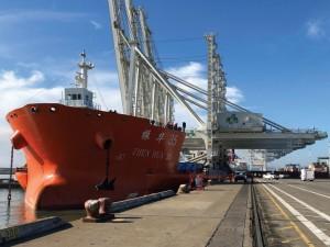 North American Pacific Coast Ports 2021