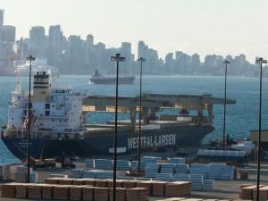 Robust outlook for breakbulk/wind energy shipments in Canada