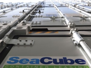SeaCube strengthens surging reefer container business