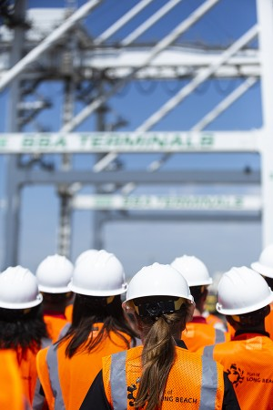 Port of Long Beach powers 20% of local jobs
