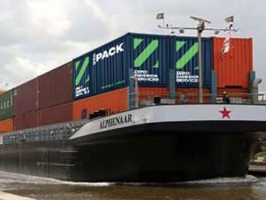 Heineken supports Dutch battery-powered container carrier