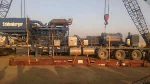 Transformer and Oil Well Equipment handled in Pakistan