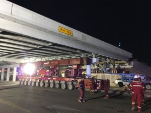 Moving to new heights to improve traffic flow