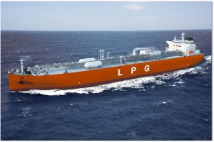 Bureau Veritas issues novel design approval for what will be the world's largest very large gas carriers (VLGCS)
