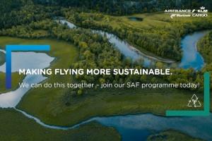 Air France KLM Martinair Cargo strengthens ties with Sinotrans through Cargo SAF Program