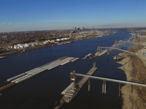 Expanded grain handling capacity strengthens St. Louis Region's position as the most efficient inland port