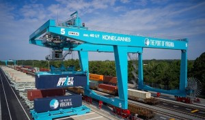 St. Louis's global connectivity enhanced by dedicated rail service to the Port of Virginia