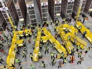 Amazon opens first fulfillment center in North Dakota