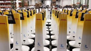 DHL Supply Chain is expanding its collaboration with Locus Robotics, further digitalizing its supply chain processes