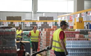 Coca-Cola Hellenic Bottling Company productively implements vision picking with smart glasses