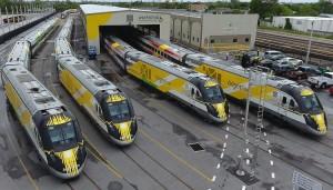 Money-losing Florida railroad set to be 2019's biggest IPO so far