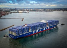 CMA CGM ready for third phase starting in April 2019