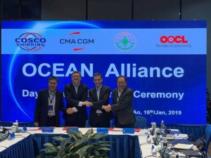 CMA CGM unveils new service offer, Ocean Alliance Day 3 product