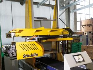 Stoecklin Logistics Debuts CO-PRO Robotic Case Picker at ProMat DX