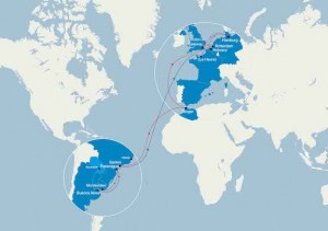CMA CGM to reshuffle SAFRAN service connecting North Europe with East Coast South America