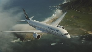 Cathay Pacific introduces premium economy to Dubai as it welcomes the Airbus A350-900