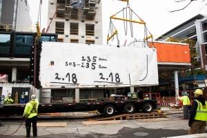 U.S. Construction Firm Lauds Versatility of Modulift Beams