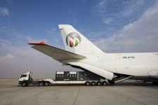 Steder Group arranges airlifts for 300 tons power equipment to Gabon