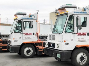 Yard management's industry leader accelerates drive  to eliminate emissions