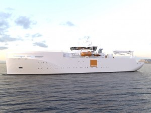 VARD chosen by Orange Marine for cable ships