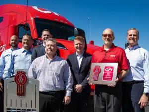 CFI celebrates 70 years as Joplin-headquartered trucking company serving North America's shippers