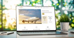 Etihad Cargo strengthens its digital footprint with a revamped website