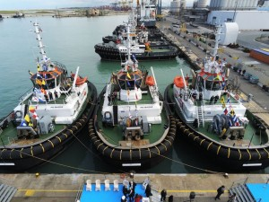 Fratelli Neri holds naming ceremony for three 