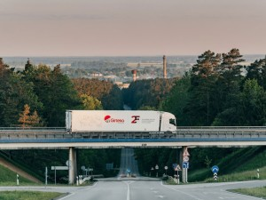 Girteka Logistics secures €145M to renew and expand fleet while improving drivers' working conditions and road safety