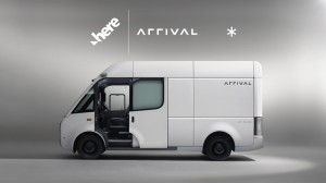 Arrival selects HERE SDK for its electrical vehicles