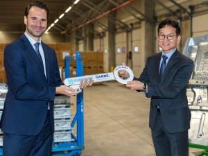 Garbe Industrial Real Estate hands over multi-user property near Landshut