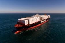 Hapag Lloyd begins regular Mediterranean container service in Saint John, New Brunswick