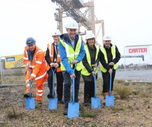 New Offshore Wind Base at Harwich International