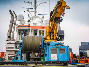 Hendrik Veder Group supplies ropes and lifting equipment to Herman Senior for its new Shoalbuster 3514