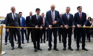 ICTSI's Batumi Terminal builds capacity to facilitate bigger cargo flow