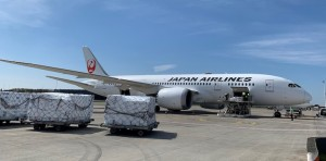 Japan Airlines grows its cargo partnership with WFS in Europe