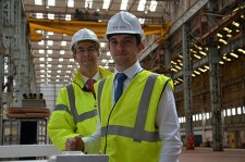 Cammell Laird strengthens Energy Division with £1.5m investment and new appointment (WITH PICS)