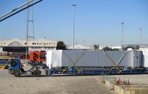 Spanish passenger bridges for new airport in Kuwait
