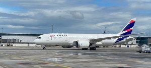 LATAM Airlines renews cargo contract with WFS in Spain